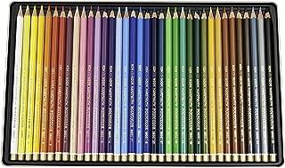 Koh-I-Noor 多彩绘画铅笔套装,12 支装锡和泡纸盒包装,每支 1 支 (FA3816.12BC) 锡包装 36 Assorted Colors 混色