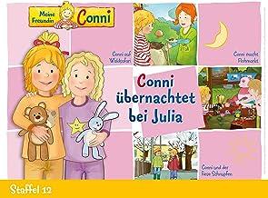 Meine Freundin Conni - Conni übernachtet bei Julia