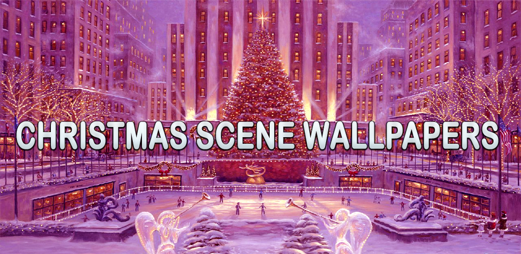 Christmas Scene Wallpapers