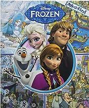 Disney - Frozen Look and Find Activity Book- PI Kids Pdf