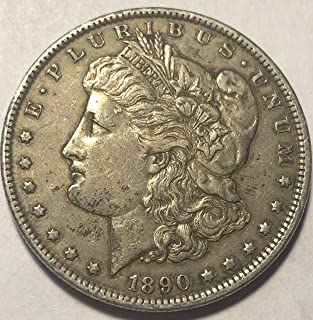 1890 cc gsa morgan dollar