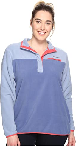 Plus Size Mountain Side Pullover