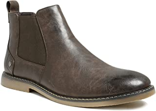 PARTY Mens Ankle Casual Chelsea Boots