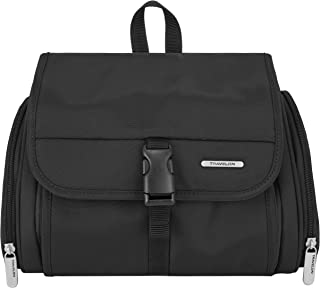 Travelon: Hanging Toiletry Kit - Black