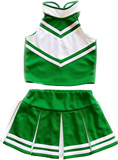 Best green cheerleader outfit Reviews