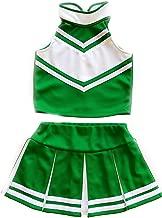 Kids/Girls' Cheerleader Costume Uniform Cheerleading Children Dress Outfit