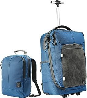 Best cabin trolley backpack Reviews