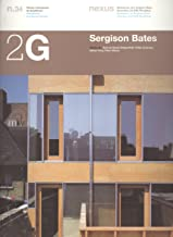 2g N.34 Sergision Bates (2G: International Architecture Review)