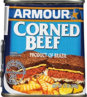 Armour Star Corned Beef, 12 oz.