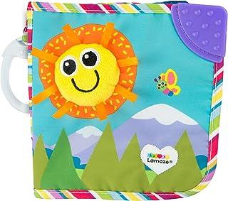 Lamaze L27186 Friends Book Soft Pushchair Toy, Colourful