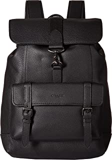 COACH Mens Bleecker Backpack in Pebbled Leather