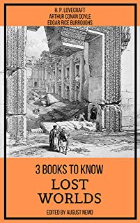 3 books to know Lost Worlds