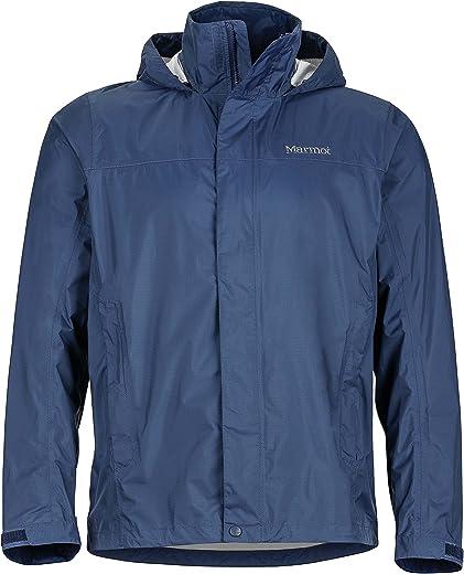 معطف رجالي مقاوم للماء خفيف الوزن مطبوع عليه PreCip من Marmot