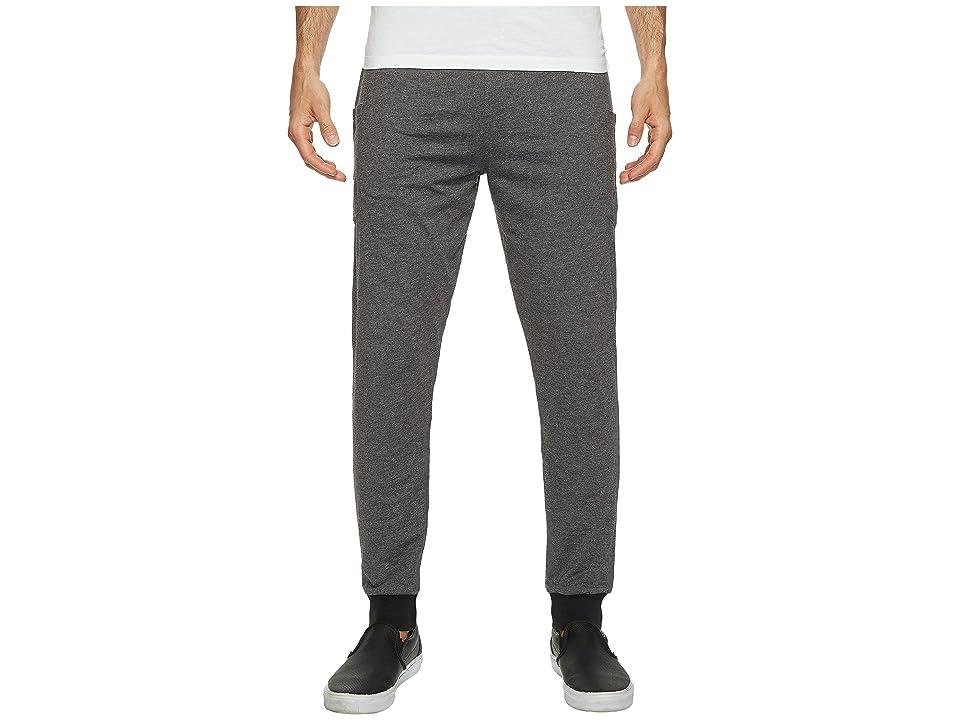 Image of 4Ward Clothing Four-Way Reversible Pants (Black/Charcoal) Boy's Casual Pants