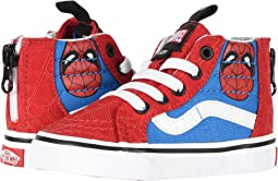 Vans X Marvel® Sk8-Hi Zip (Infant/Toddler)