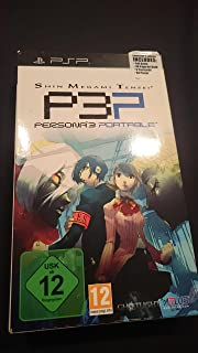 persona 3 portable collector's edition