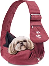 Puppy Eyes Waterproof Pet Carrier Sling Comfortable and Adjustable Dog Sling Ideal for..
