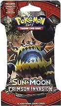 Pokemon Sun & Moon TCG: Crimson Invasion