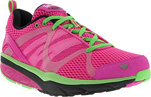 MBT Sportschuh Up Lace Trail Leasha Damen 42d74rdgg71220