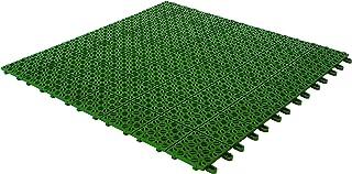 comprar comparacion Multiplate 03MPVE - Azulejos Flexibles de plástico, 55,5 x 55,5 cm, Color Verde