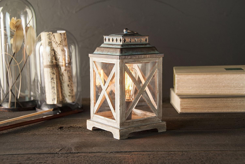 PACK OF 2 - ScentSationals Edison Anchorage Lantern Wax Warmer