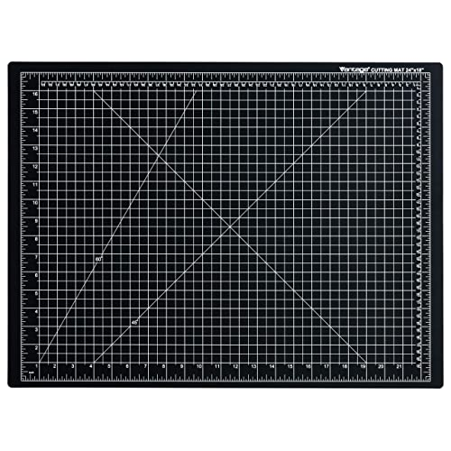 Fiskars 12-39777097J 18-Inch by 24-Inch Donna Dewberry Collection Self Healing Cutting Mat