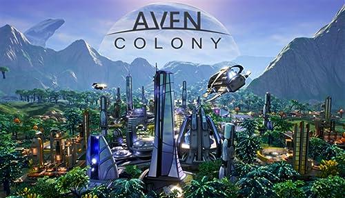 Aven Colony [PC Code - Steam]
