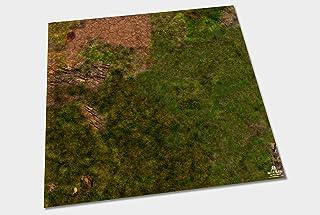 Mountain Path - Tapete para Wargames (4x4 (122x122cm))