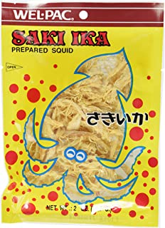 Wel-Pac - Saki Ika Regular (dried squid) 2.0 Oz.
