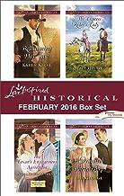 Love Inspired Historical February 2016 Box Set: An Anthology