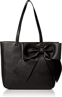 Karl Lagerfeld Paris Canelle Fara Tote with Bow