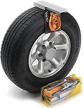 autoLIBERT Cadenas antideslizantes de los neumáticos de automóvil para coches 4x4 SUV camioneta. Ideal para el terreno con barro y arena. Solución de tracción