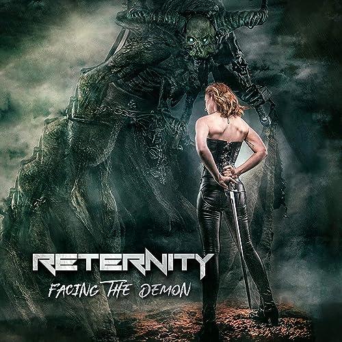 Heavy-Metal-Album: Facing the Demon