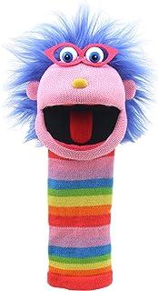 La marioneta de Mano de Puppet Company Sockettes Gloria