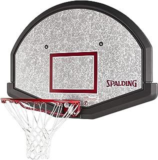 """Spalding Fan Backboard/Rim Combo - 48"""" Eco Composite Backboard"""