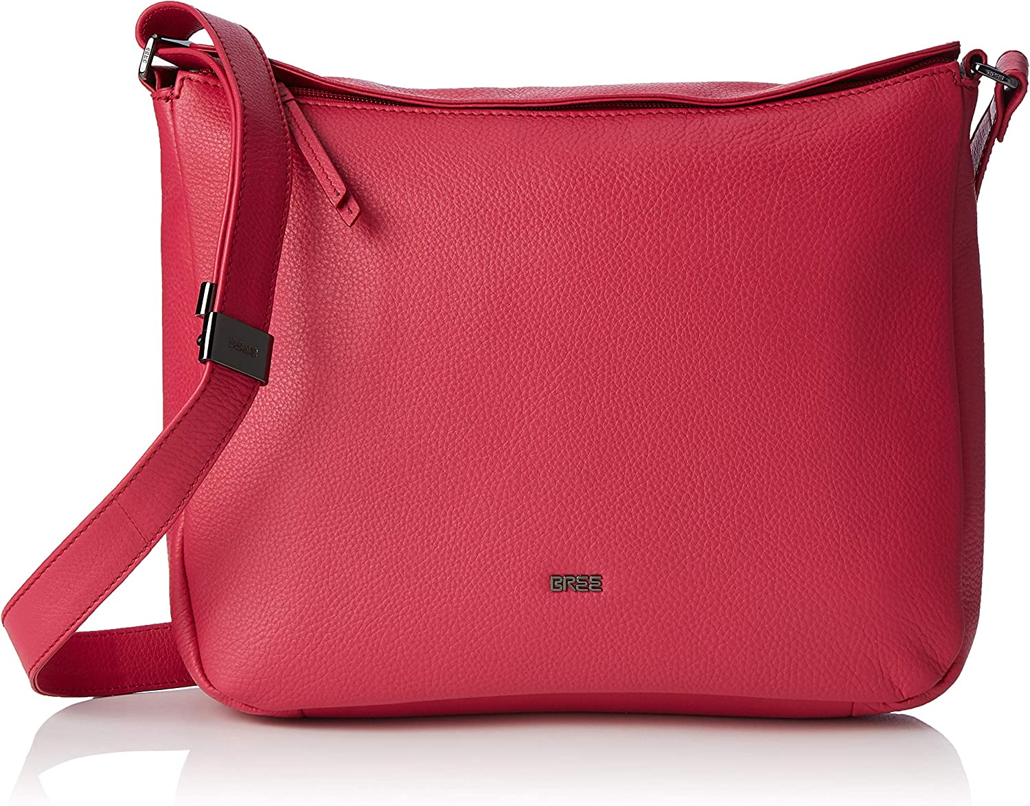 BREE Collection Lia 3, Jazzy, Cross Shoulder M S19, Women's CrossBody Bag, Pink (Jazzy), 8x25x26 cm (B x H T)