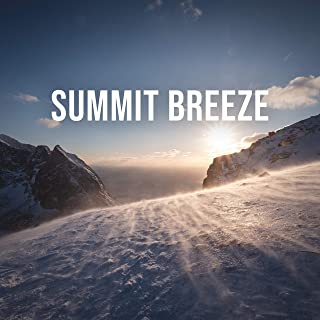 Summit Breeze: Hear the Power of Nature as It Unfolds on the Summit in the Alps