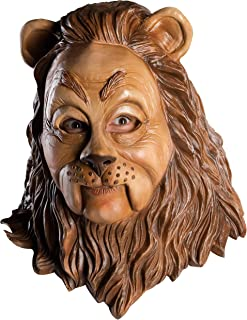 Rubie's Wizard Of Oz Deluxe Latex Mask, Cowardly Lion