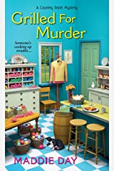 Grilled for Murder (A Country Store Mystery Book 2) Kindle Edition