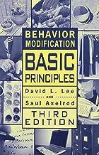 Best basic principles of behavior modification Reviews