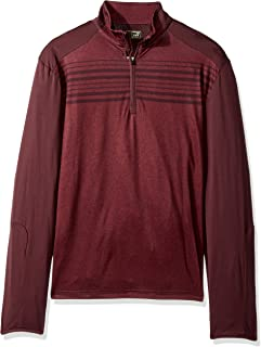 PGA TOUR Men's Long Sleeve 1/4 Zip Pullover