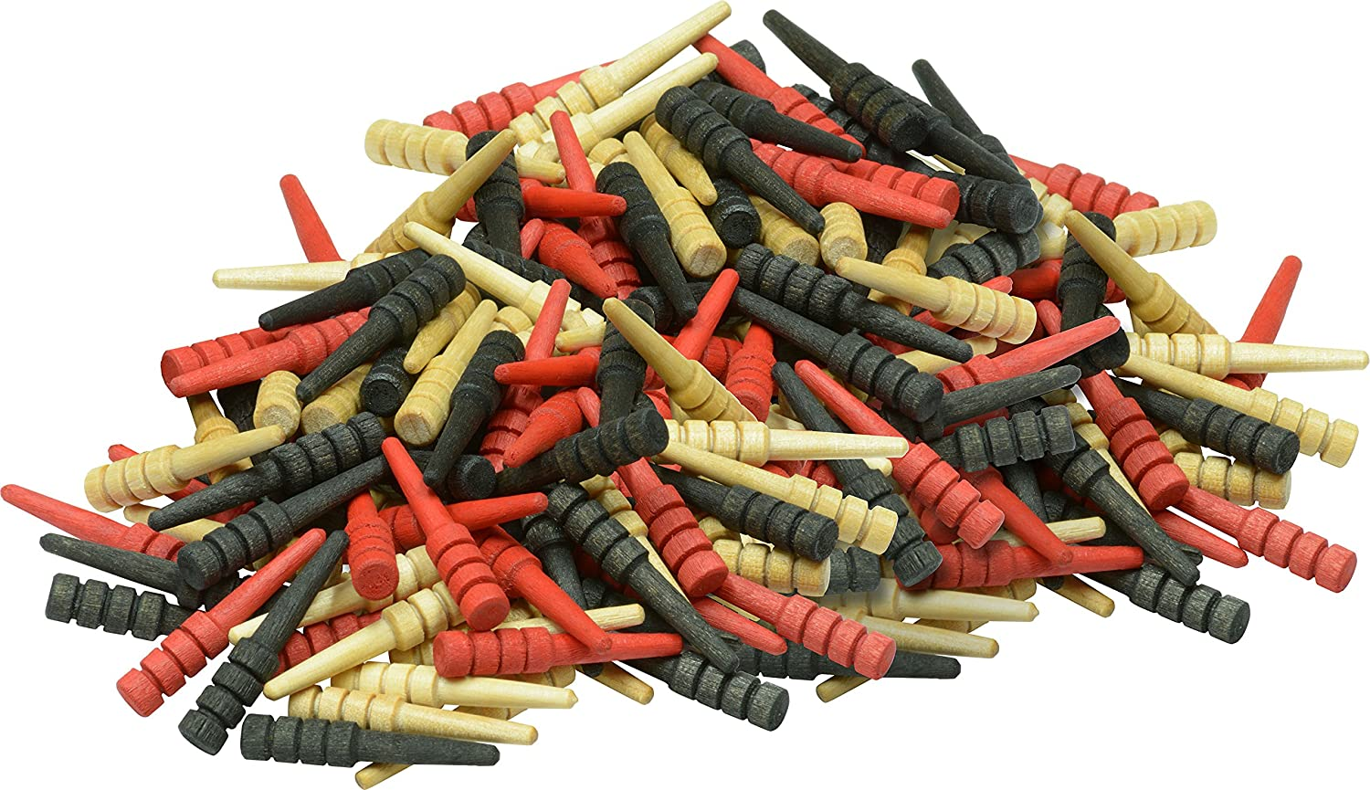 Long-awaited Wood Cribbage Pegs - 180-piece Price reduction USA Made in Count