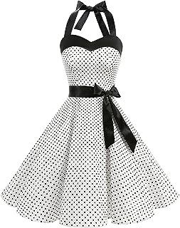 6710a8a50eb Dresstells Version3.0 Vintage 1950 s Audrey Hepburn pin-up Robe de soirée  Cocktail