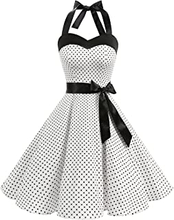 7b1f1a91974 Dresstells Version3.0 Vintage 1950 s Audrey Hepburn pin-up Robe de soirée  Cocktail