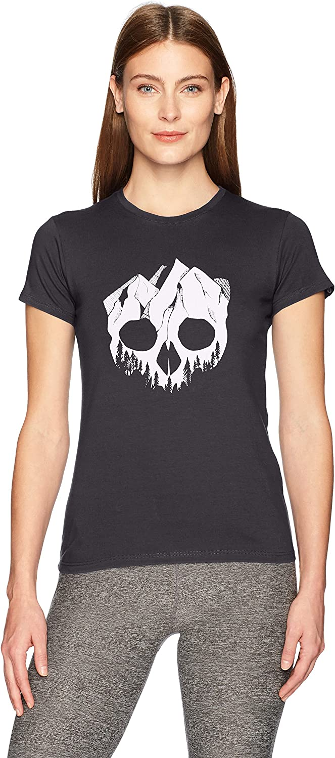 Charko Designs Women's Mountskull Athletic T Shirts