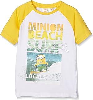 Sun City FR Minion Camiseta para Niños