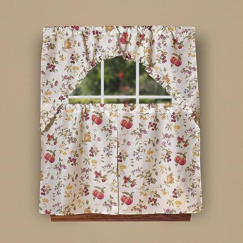 Fruit Kitchen Curtains: Amazon.com