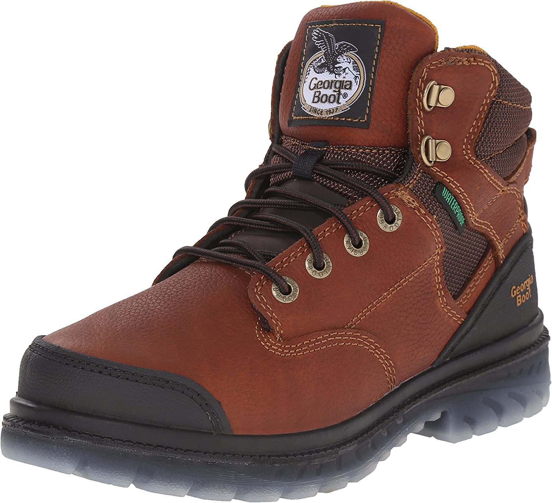 Purchase Georgia Boot Men's High quality new Zero Shoe Work Drag