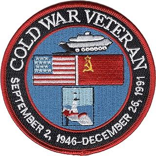 Cold War Veteran Patch 1946-1991