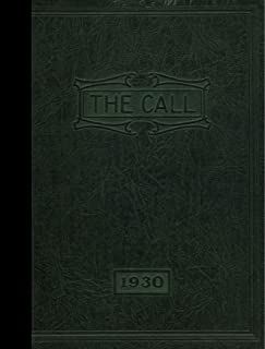 (Reprint) 1930 Yearbook: Dupont High School, Old Hickory, Tennessee